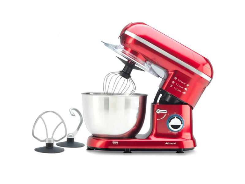 Kuchynský robot DELIMANO PRO RED