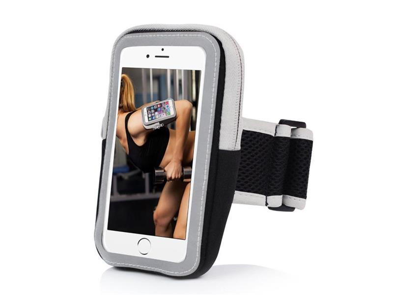 "Puzdro na mobil 6.0"" FOREVER ZIPPER BLACK"