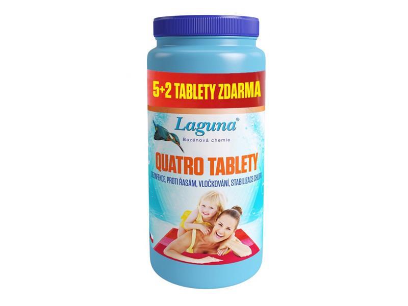 Quatro tablety LAGUNA 1.4kg