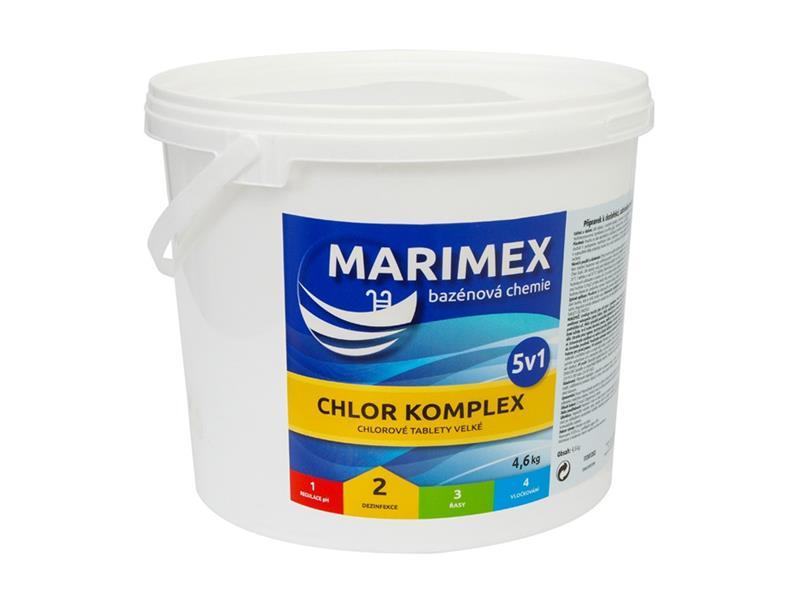 Multifunkčné tablety MARIMEX Komplex 5v1 4.6kg 11301604