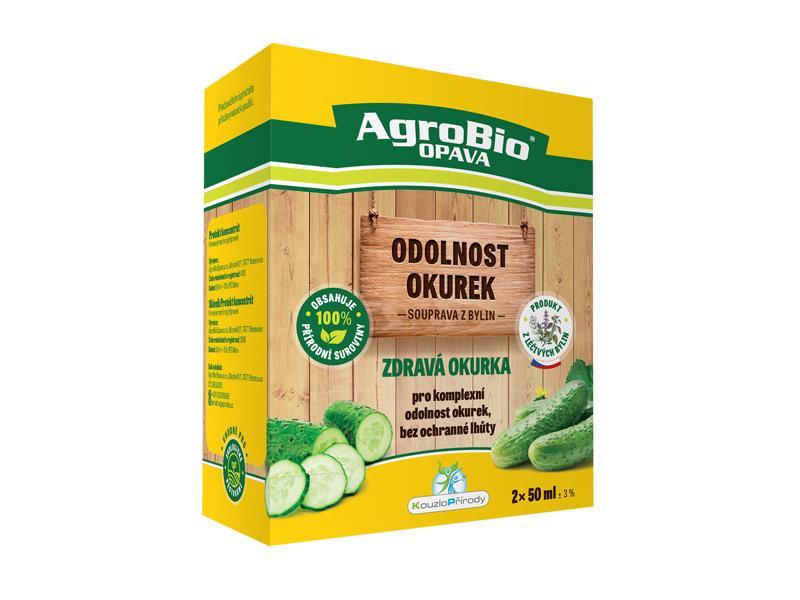 Prípravok pre odolnosť uhoriek AgroBio Zdravá uhorka