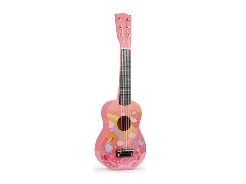 Detská gitara VILAC Rainbow drevená