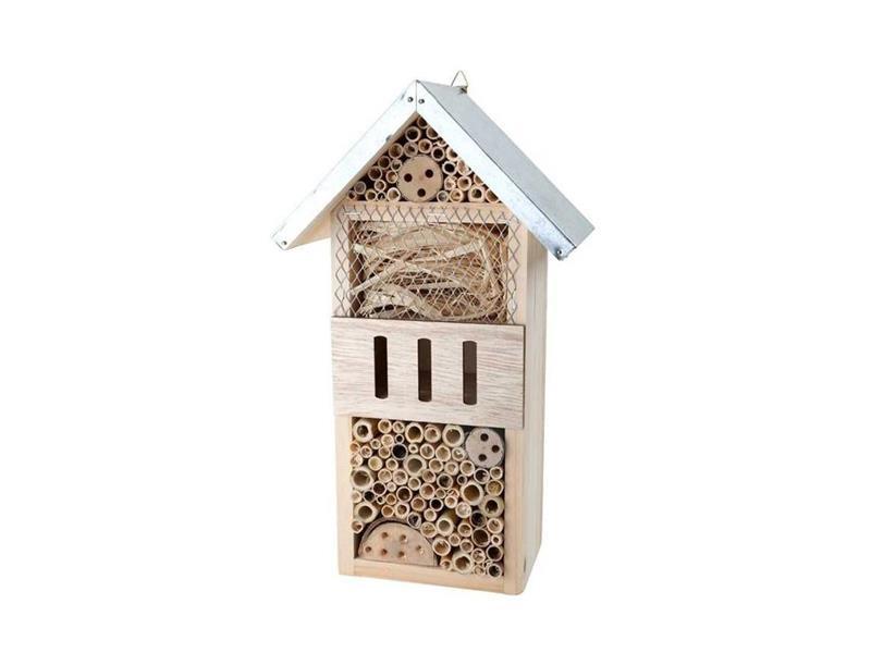 Detský hmyzie hotel SMALL FOOT City drevený