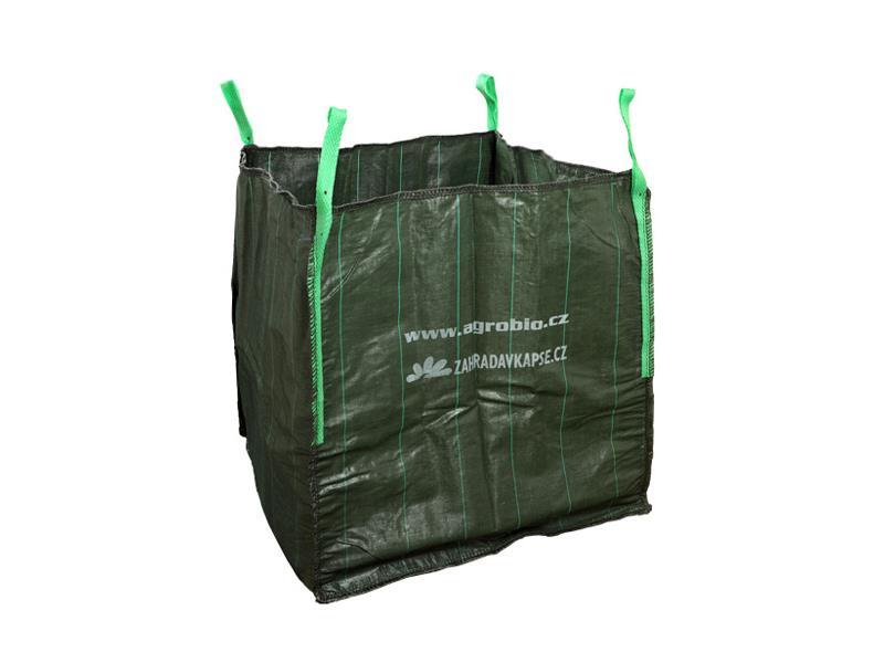 Vak na záhradný odpad AgroBio 90x90x100cm