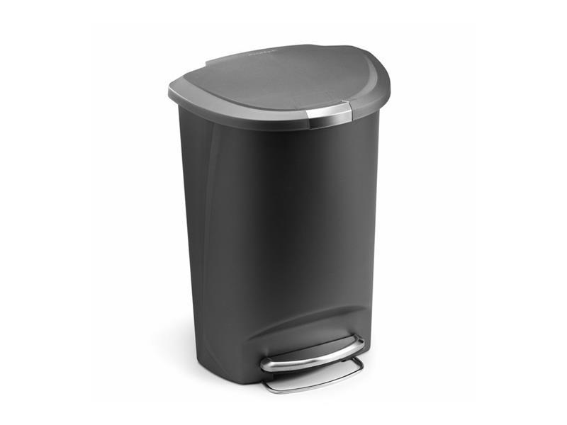 Kôš odpadkový SIMPLEHUMAN CW1357 50L Grey