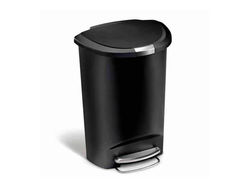 Kôš odpadkový SIMPLEHUMAN CW1355 50L Black