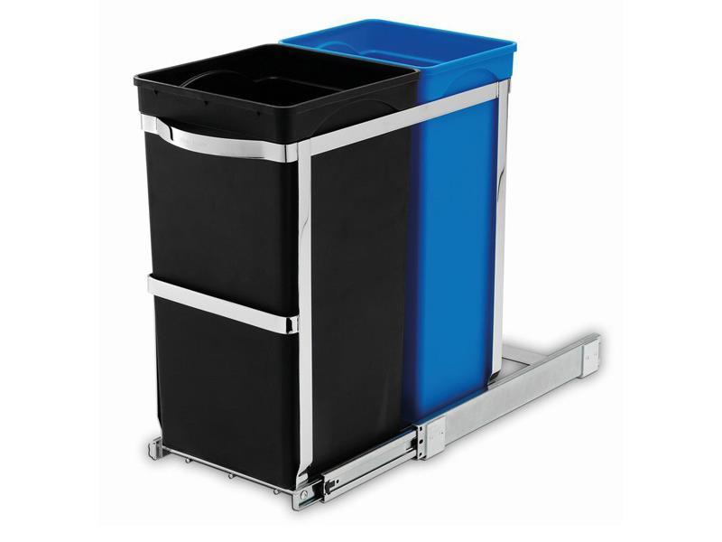 Kôš odpadkový SIMPLEHUMAN CW1016 20/15L
