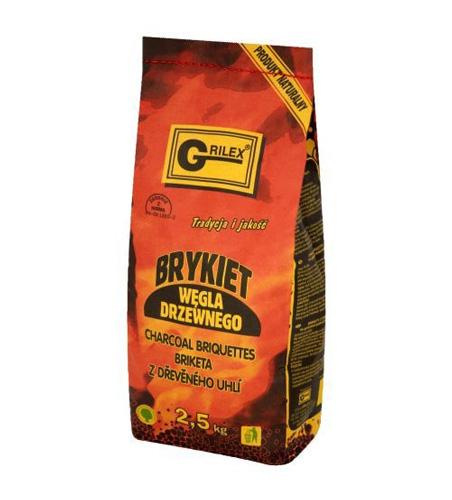 Brikety grilovacie HAPPY GREEN 2.5kg