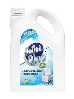 Prípravok do chemických toaliet HAPPY GREEN Blue 2L
