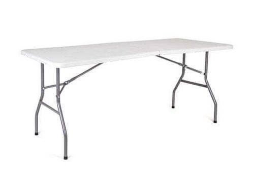 Stôl záhradný HAPPY GREEN Oblo 180x74x74cm