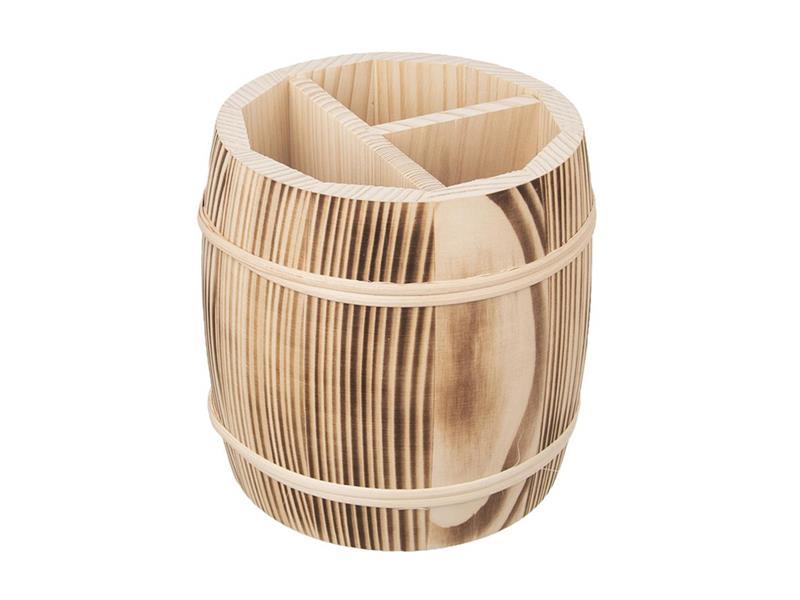 Stojan na príbory ORION drevený