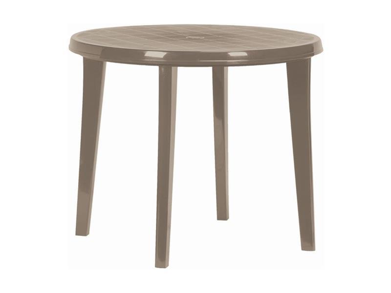 Stôl záhradný KETER Lisa Dark Cappuccino