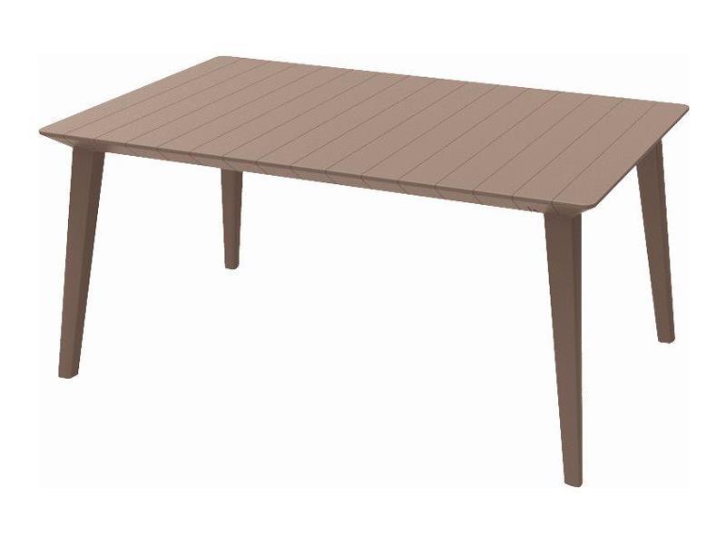 Stôl záhradný KETER Lima cappuccino