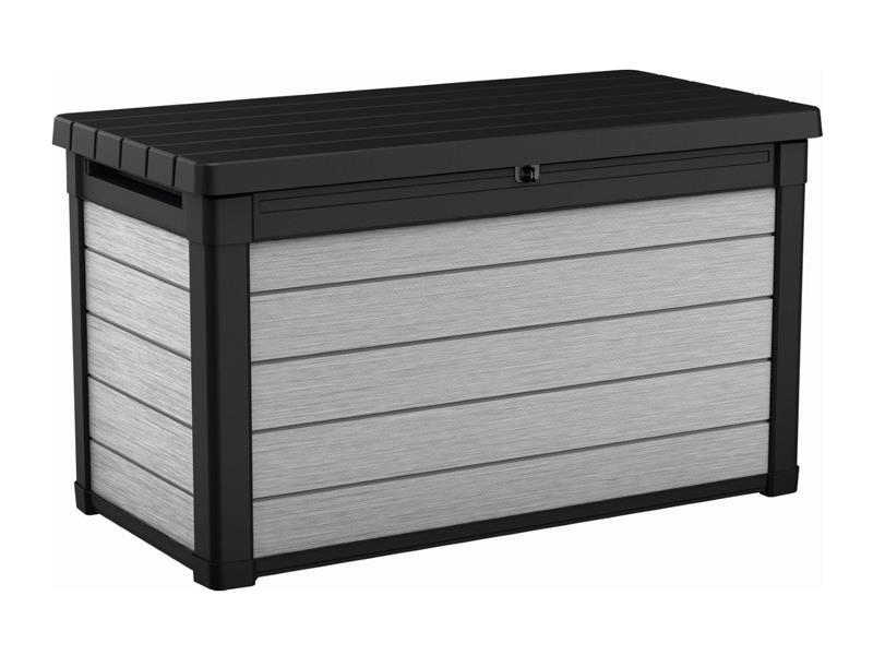 Box záhradný KETER Denali DuoTech 380lm Grey/Brown