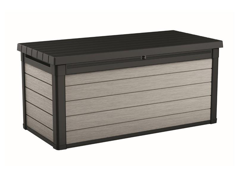 Box záhradný KETER Denali DuoTech 570L Grey/Brown