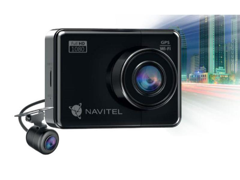 Kamera do auta NAVITEL R700 DUAL GPS
