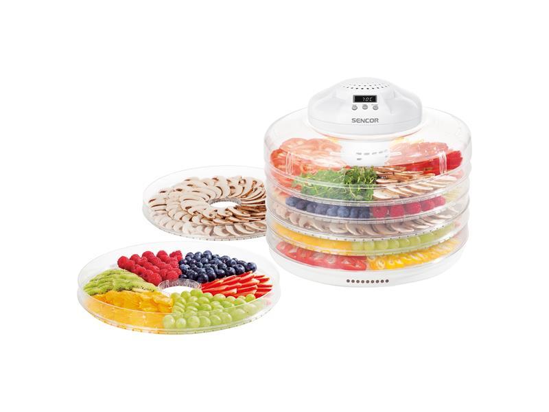 Sušička ovocia SENCOR SFD 4235WH