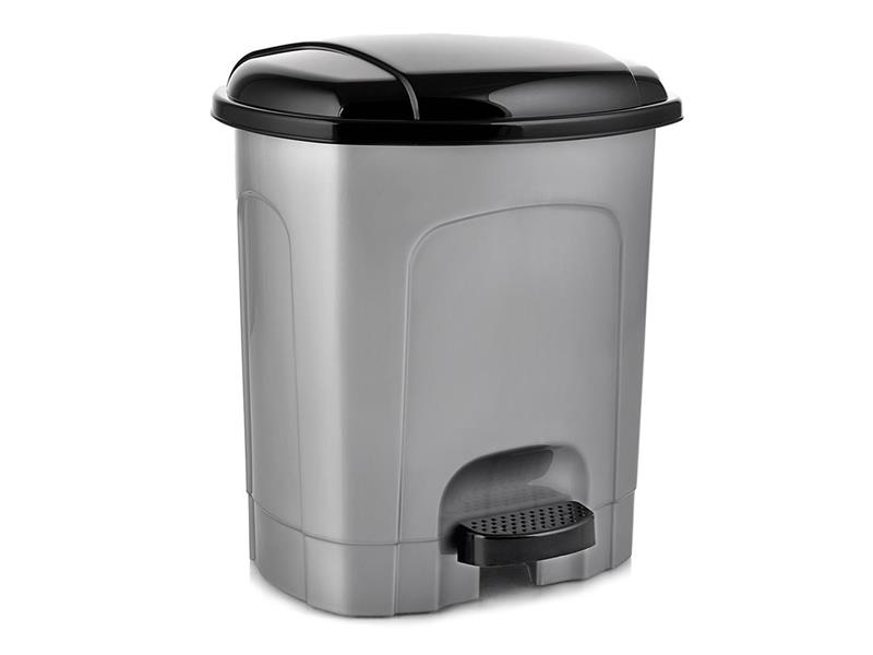 Kôš odpadkový ORION 30l sivý