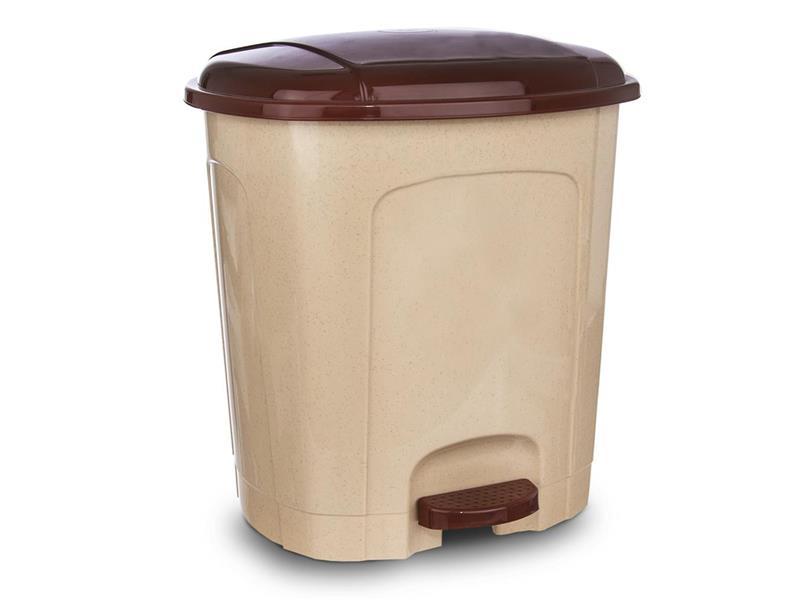 Kôš odpadkový ORION béžovohnědý 30l