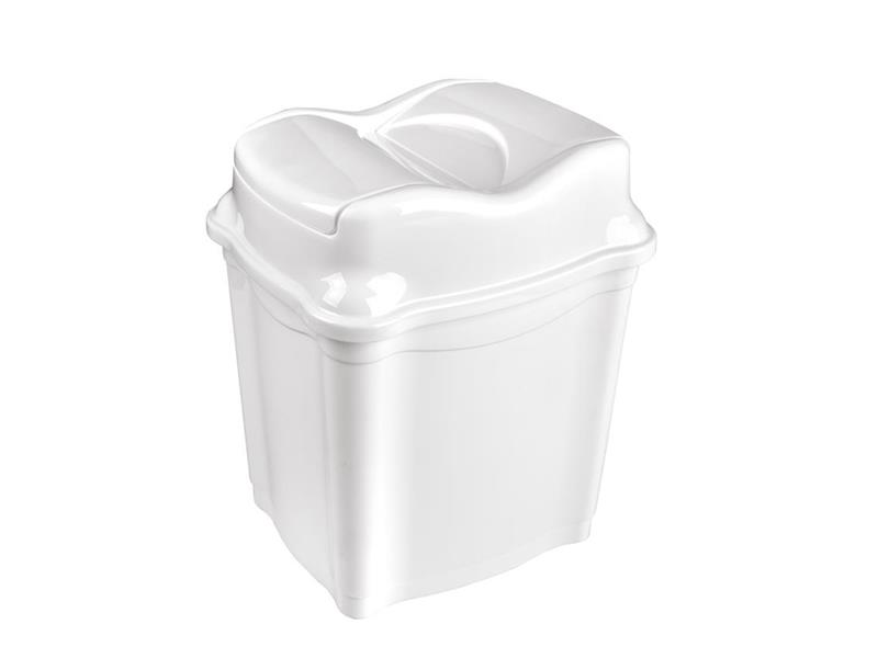 Kôš odpadkový ORION Whirpool 5l biely