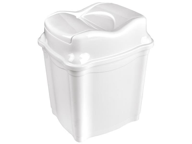 Kôš odpadkový ORION Whirpool 28l biely
