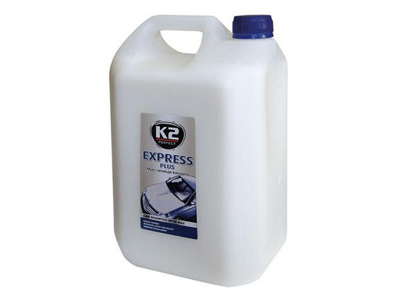 Autošampón s voskem K2 5L (koncentrát)