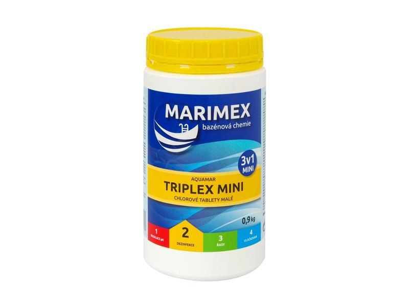 Chémia bazénová MARIMEX AQUAMAR TRIPLEX MINI 0.9 kg