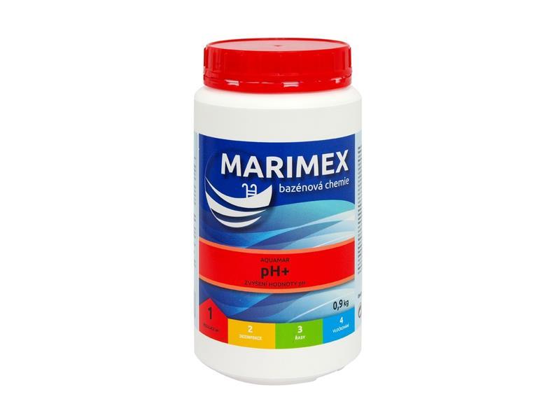 Chémia bazénová MARIMEX AQUAMAR PH+ 0.9 kg 11300010