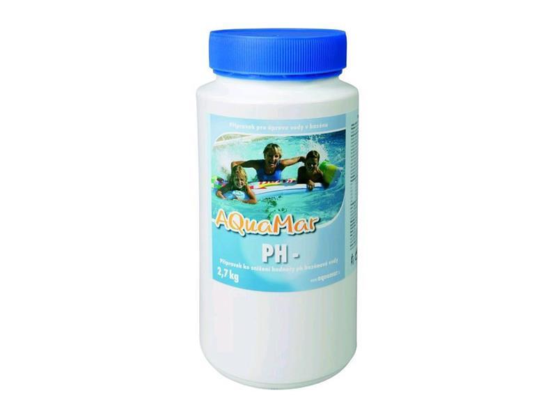 Chémia bazénová MARIMEX AQUAMAR SPA PH- 2.7 kg