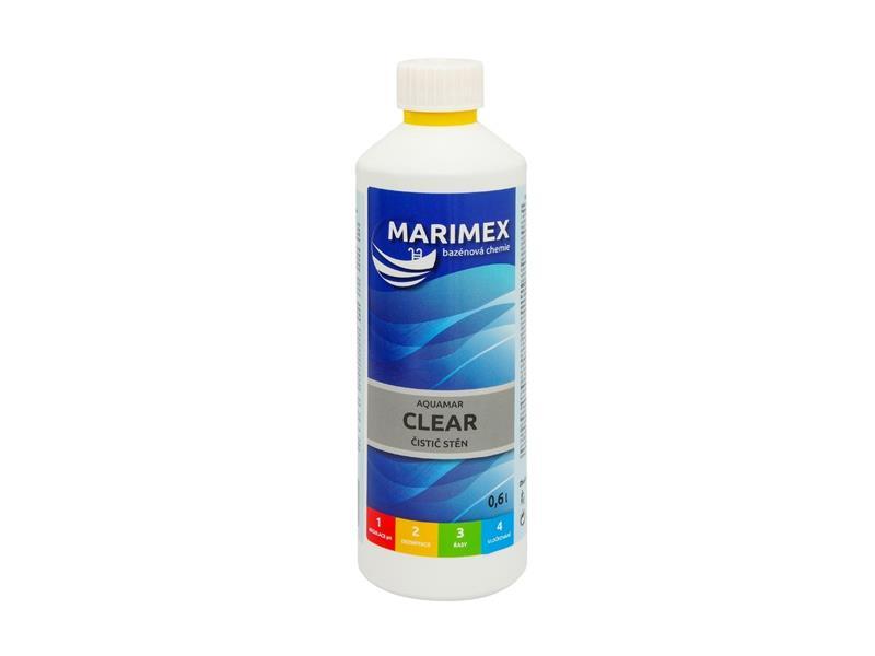 Chémia bazénová MARIMEX AQUAMAR CLEAR 0,6 l 11304009