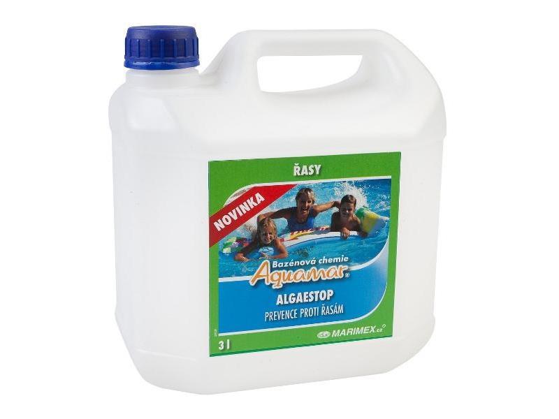 Chémia bazénová MARIMEX AQUAMAR ALGAESTOP 3L