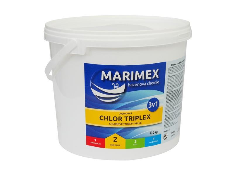 Triplex tablety MARIMEX Chlor Triplex 4.6kg 11301202