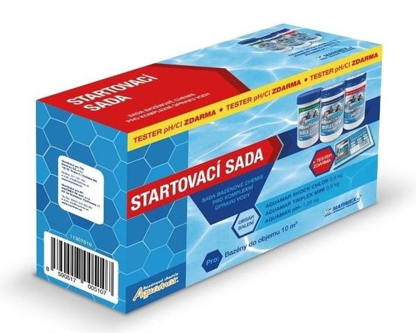 Chémia bazénová MARIMEX AQUAMAR START SET 11307010