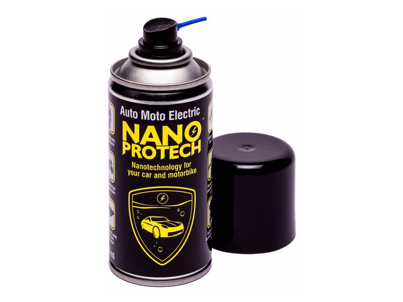 Sprej antikorózny NANOPROTECH AUTO MOTO ELECTRIC 75 ml