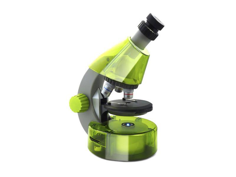 Mikroskop LEVENHUK LabZZ M101 zelená