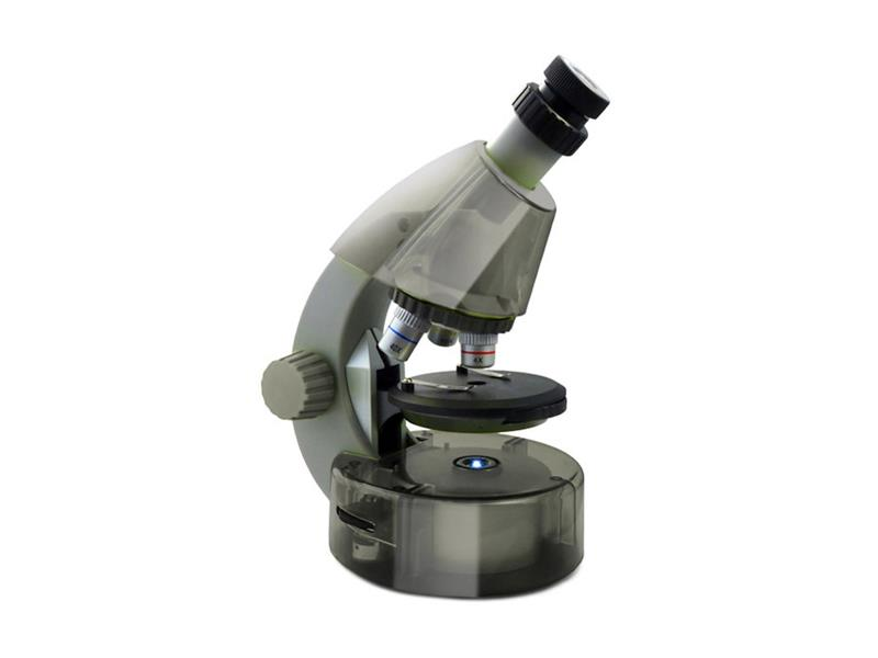 Mikroskop LEVENHUK LabZZ M101 čierna