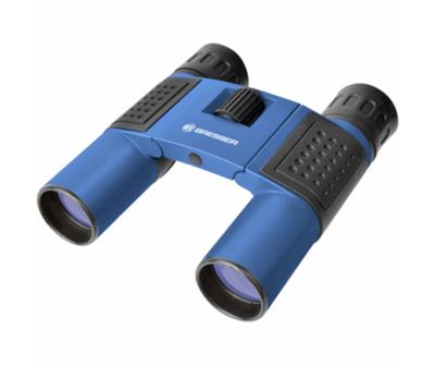 Ďalekohľad binokulárne BRESSER TOPAS 10x25 modrá