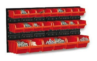 Závěsný organizér/držák s 24 boxy NTBNP2 ORDERLINE
