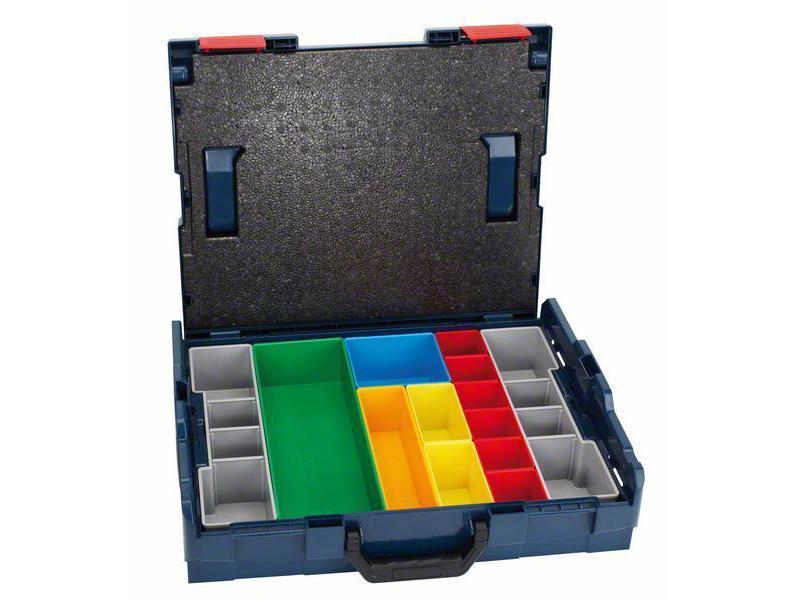 Kufr na nářadí/organizér L-BOXX 102 SET 13 kusů BOSCH