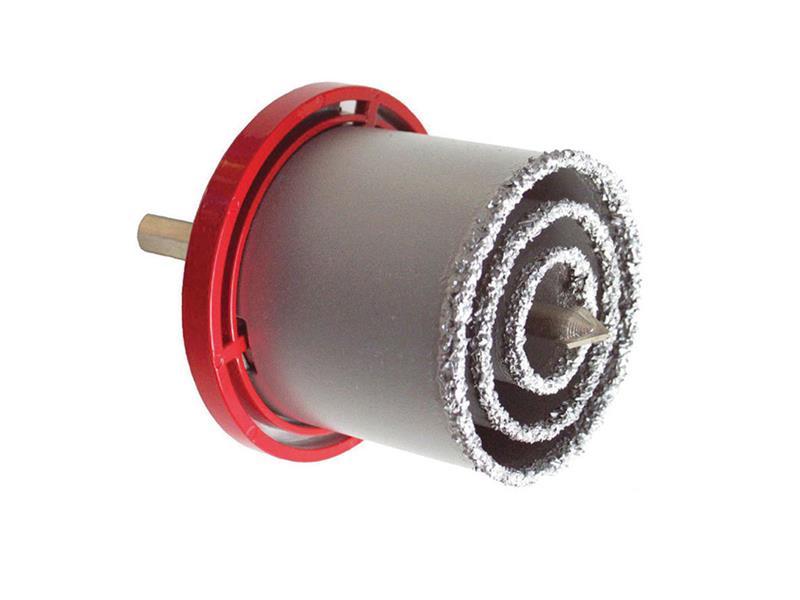 Vrtáky vykružovacia s karbidovým ostrím, sada 3ks ∅33-53-73mm EXTOL PREMIUM
