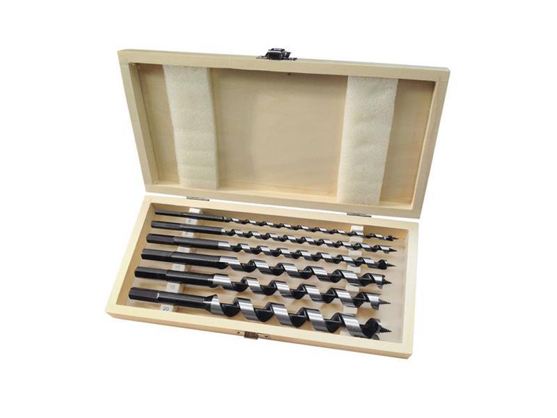 Súprava vrtákov do dreva EXTOL PREMIUM 8801290 6ks