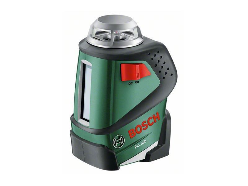 Samonivelační 360° čárový laser Bosch PLL 360, 0603663020