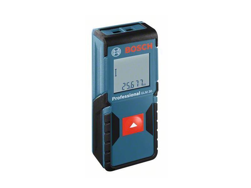 Merač vzdialenosti BOSCH GLM 30 PROFESSIONAL laserový