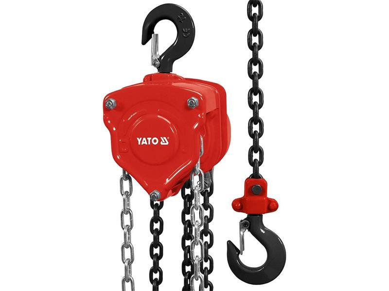 Zvedák řetězový 0,5t YATO