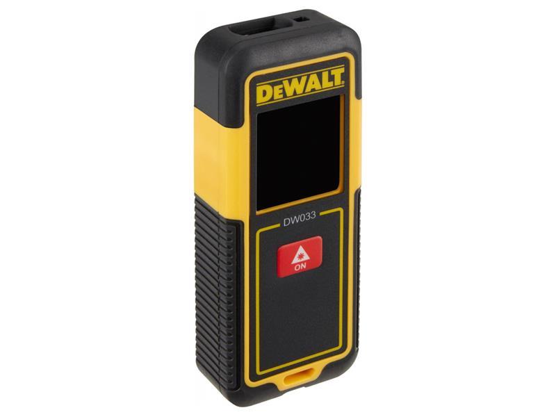 Merač vzdialenosti DEWALT DW033 laserový