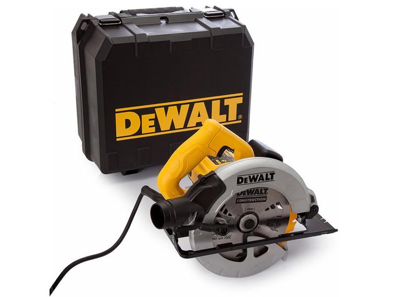 Píla okružná DEWALT DWE560K
