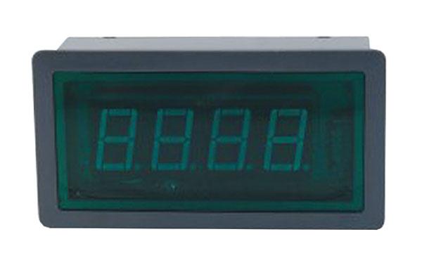 Panelové měřidlo 199,9mA WPB5135-DC ampérmetr panelový digitální