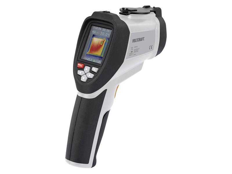 Termálna kamera VOLTCRAFT PT-32, -20 do +300 °C, 32 x 31 pix, 9 Hz