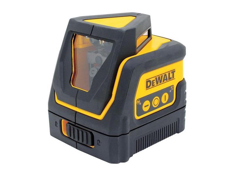 Laser krížový DEWALT DW0811 samonivelačné