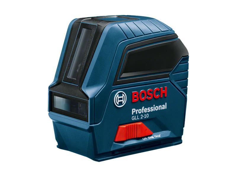 Laser krížový BOSCH GLL 2-10 PROFESSIONAL